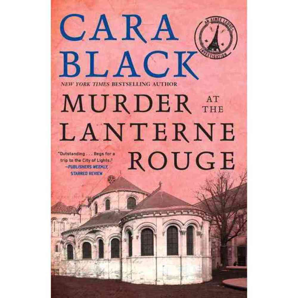 Murder at the Lanterne Rouge, Soho Crime