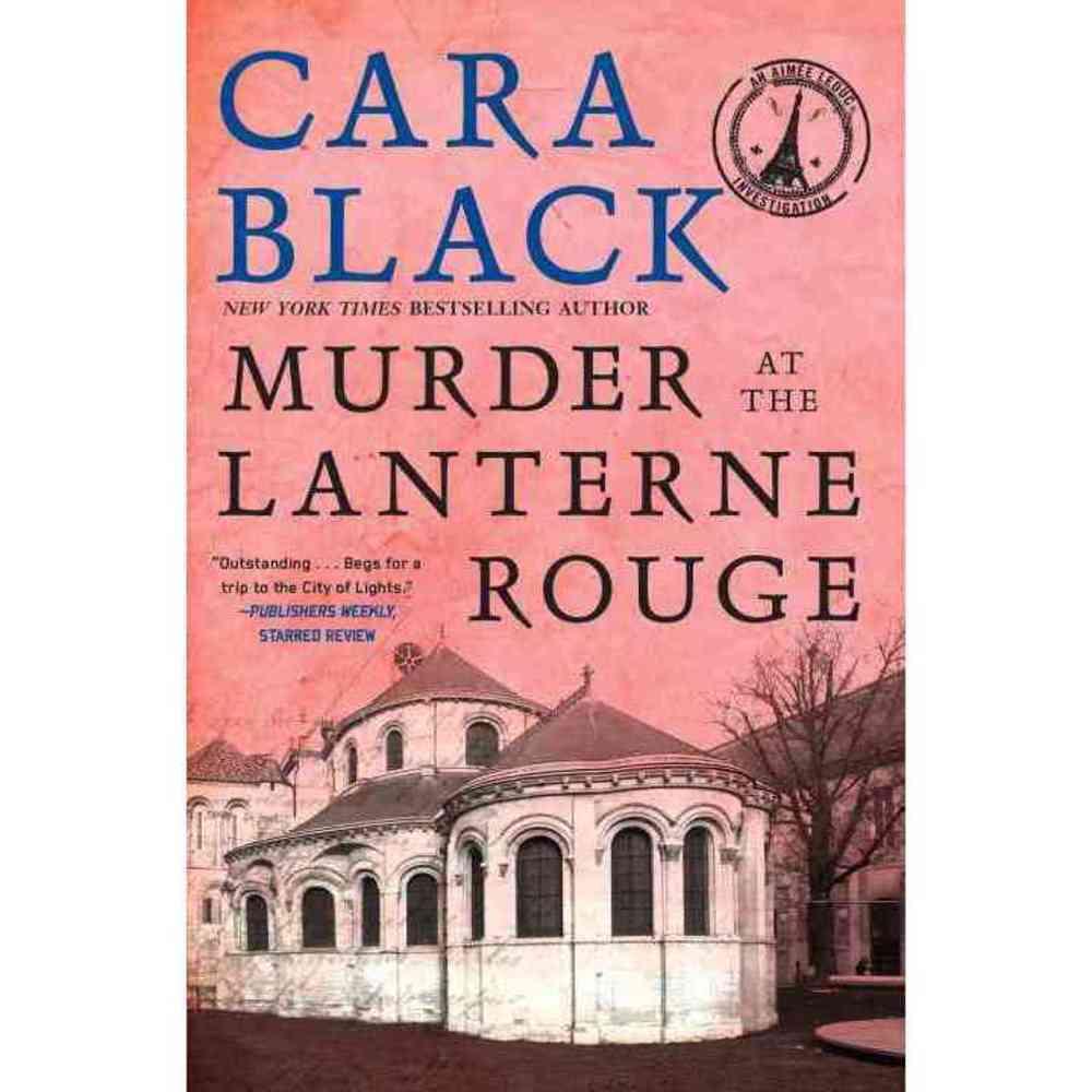 Murder at the Lanterne Rouge, Soho Crime