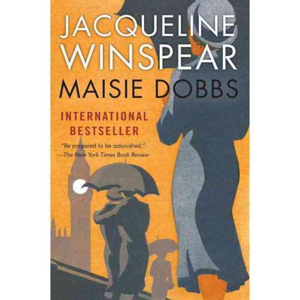 Maisie Dobbs, Soho Crime