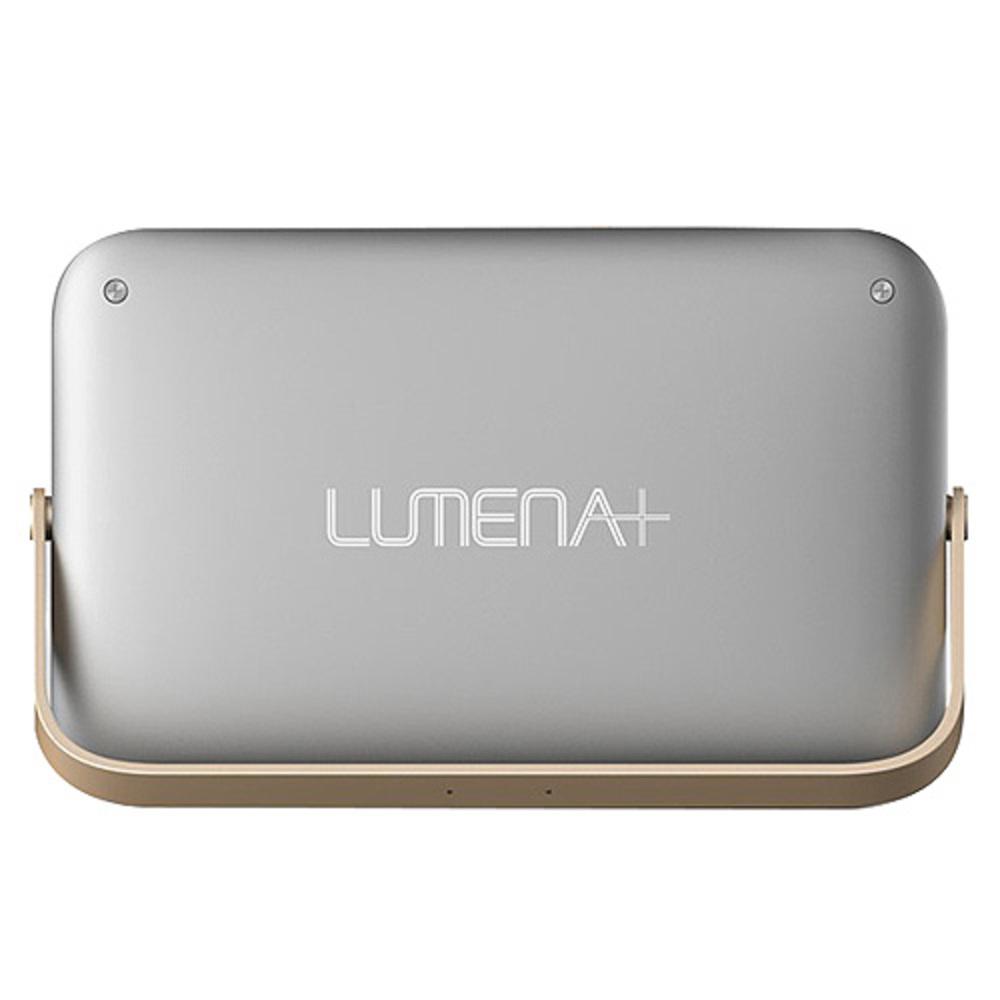 루메나 NEW N9-LUMENA+ LED 보조배터리 겸용 캠핑 랜턴, Space Gray, 1개-6-44904838