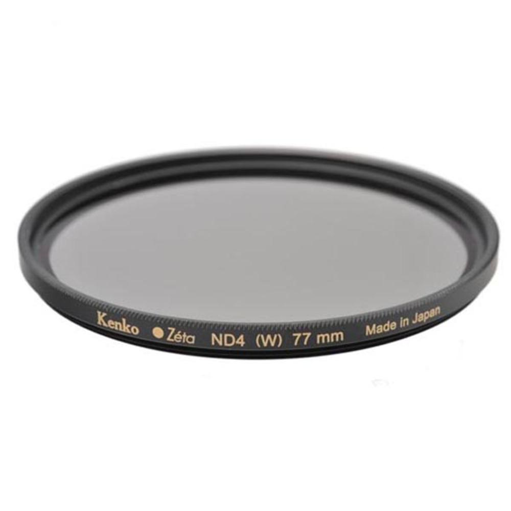 겐코 카메라 필터 77mm Zeta ND, Zeta ND4 (W)