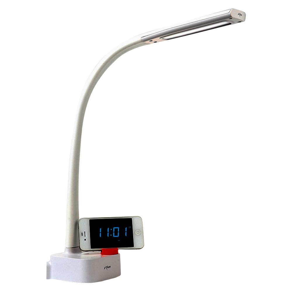 프리즘 LED 스탠드 LSP-1555W, WH