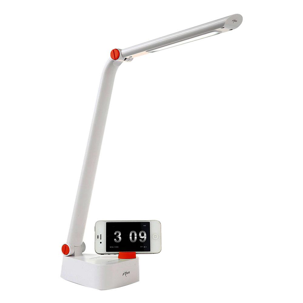프리즘 LED 스탠드 LSP-1777W, WH