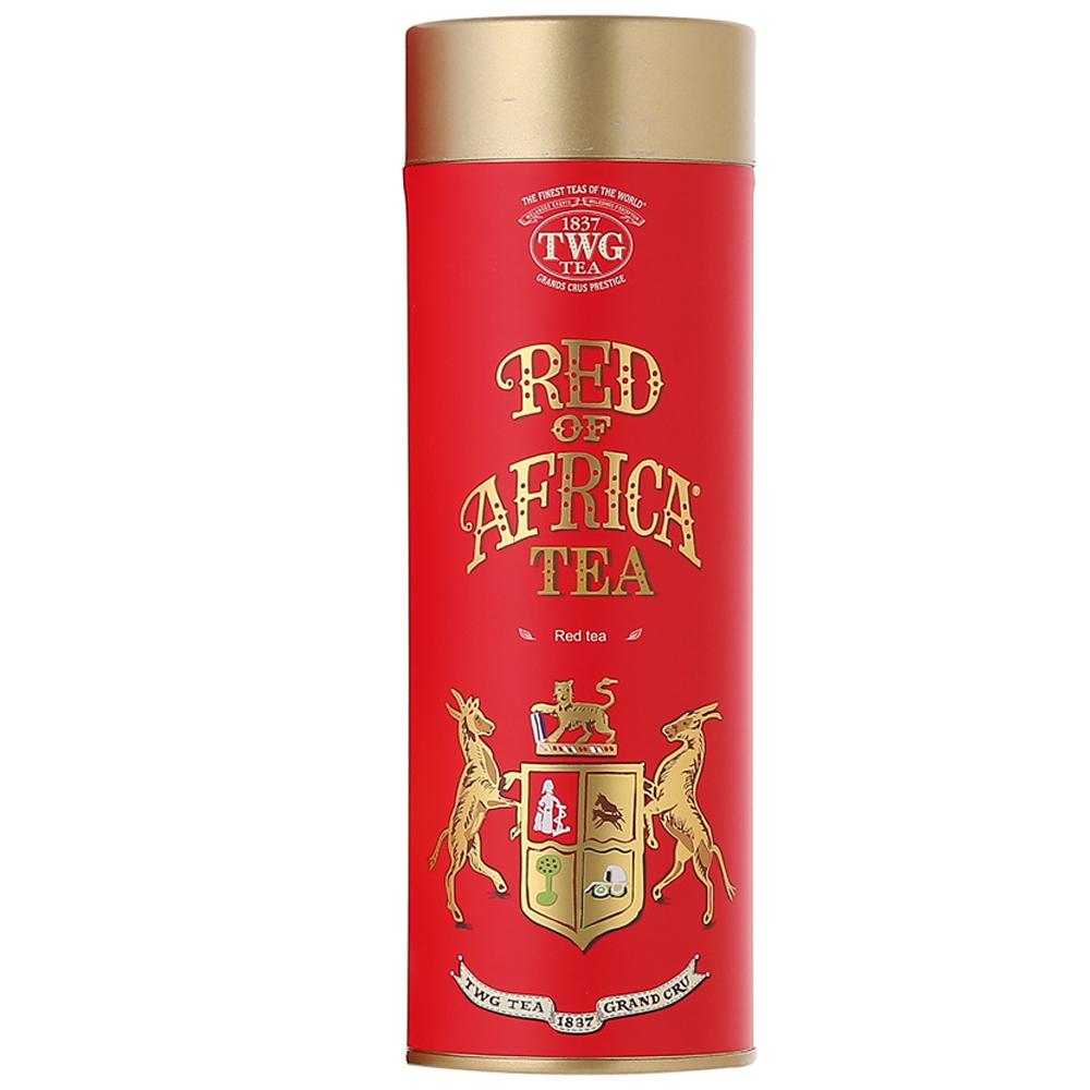 TWG HTC 레드 도브 아프리카 루이보스, 100g, 1개