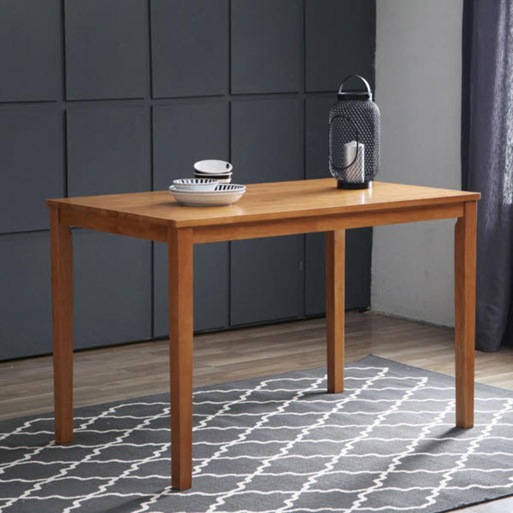 베스트리빙 디노 사파이어 원목 4인 테이블, 엔틱