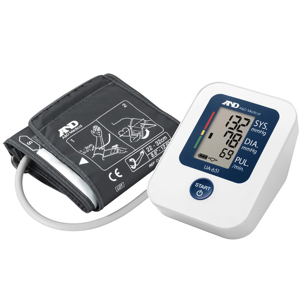 보령 팔뚝형 자동 전자 혈압계 UA-651, 1개