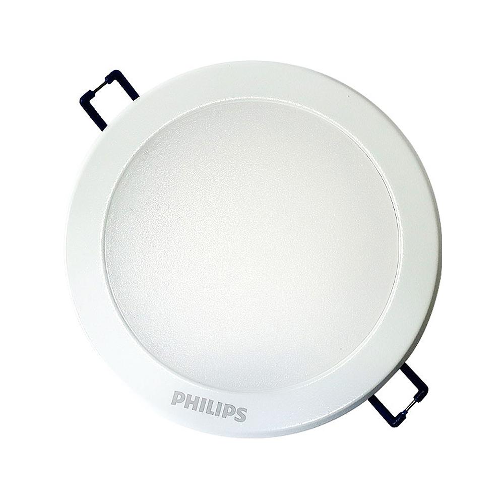 필립스 에션셜 스마트 브라이트 G2 LED 다운라이트 매입등, 전구색