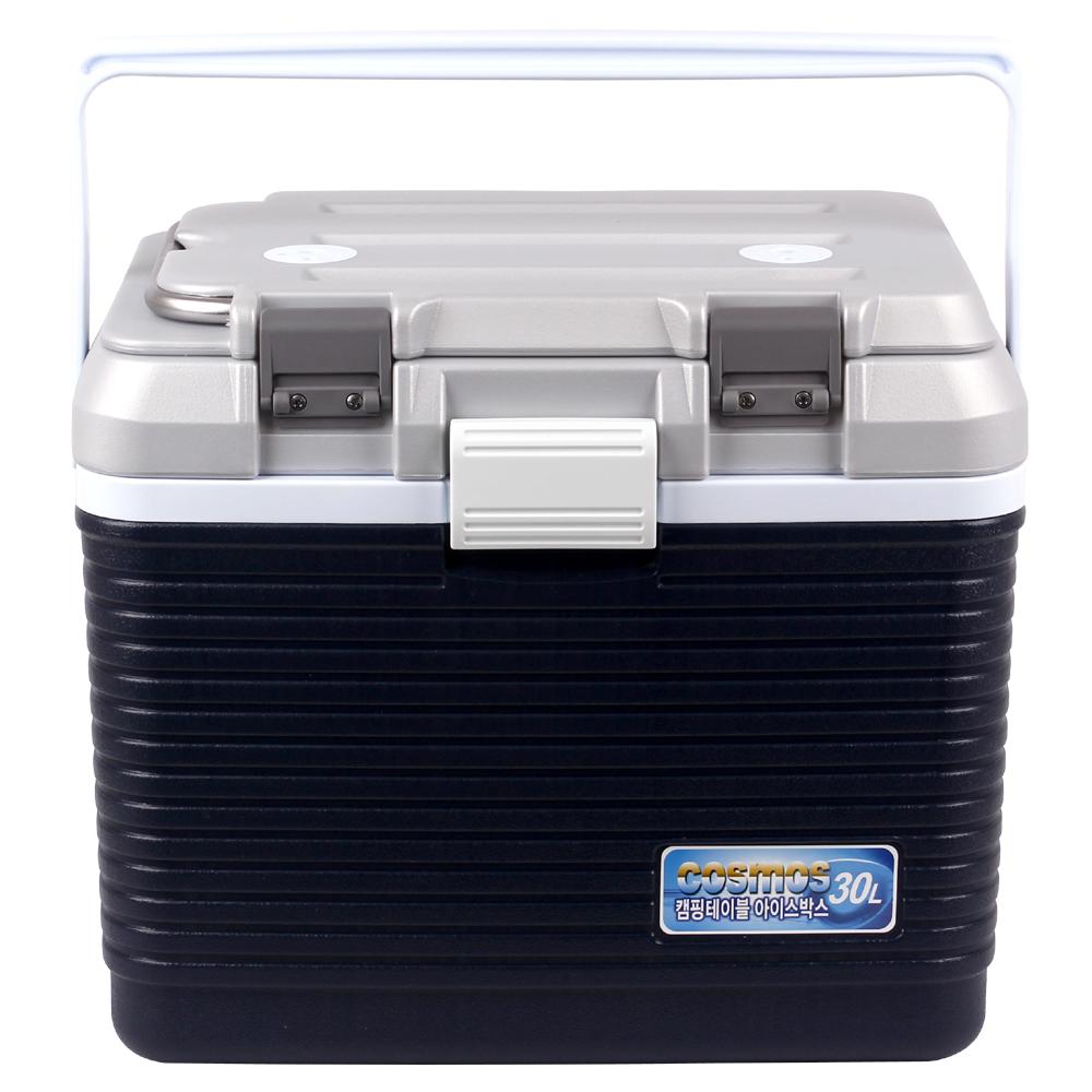 코스모스 레저 테이블겸용 아이스박스, WJ-735, 30L