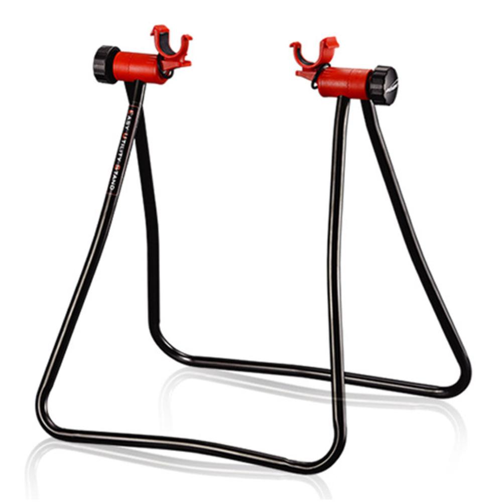 이베라 체인스테이 거치방식 자전거 스탠드 IB-ST2, 블랙