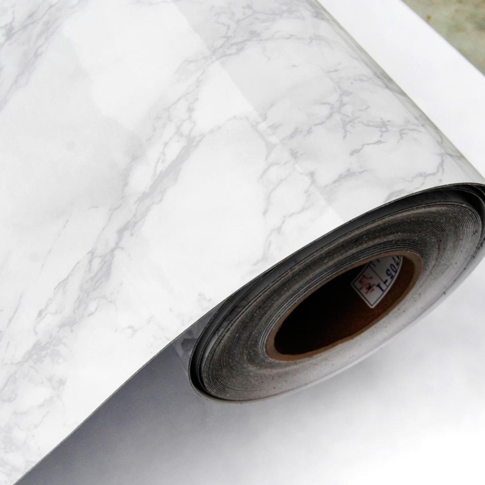 데코미 에어프리 고광택 대리석 시트지, 그레이(AWS-30003)