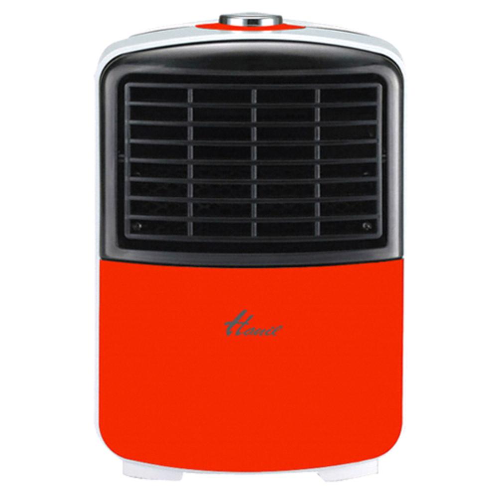한일전기 미니 전기 온풍기 HEF-610, 혼합 색상