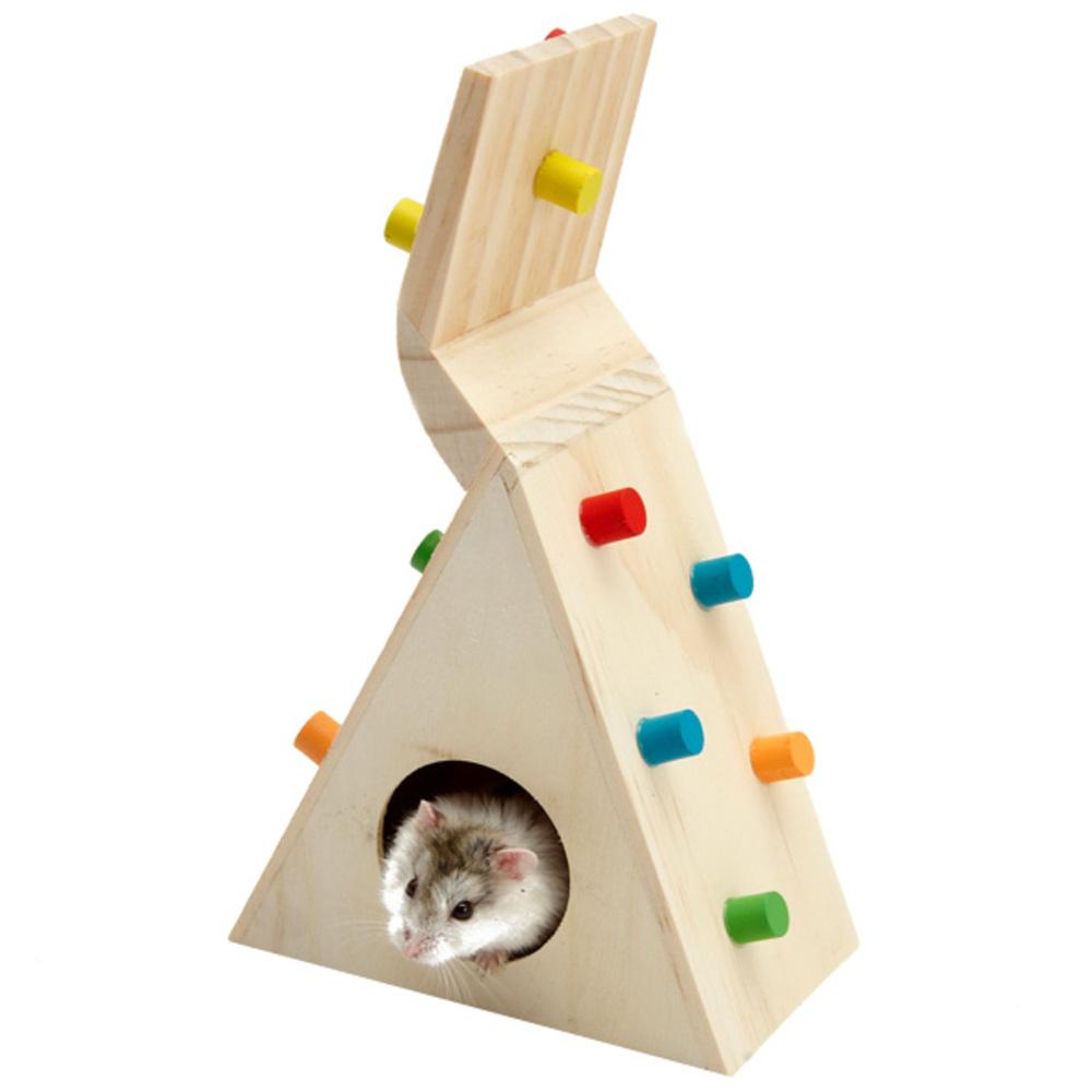 카르노 햄스터 벽타기 장난감, Y223PSAT029, 1개