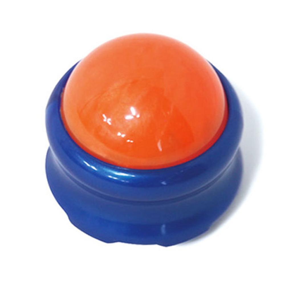 아이워너 핸드 롤러 마사지 볼, 블루 + 오렌지, 1개 (POP 51858517)