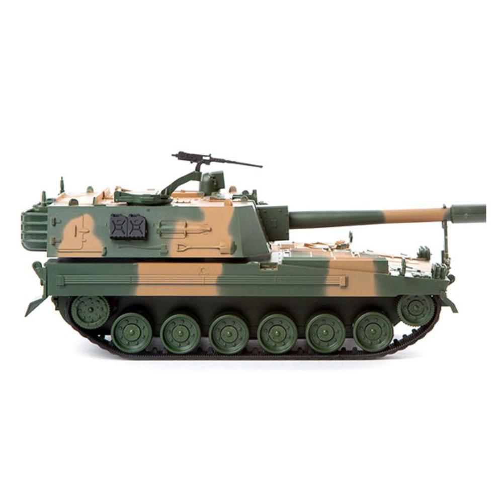 아카데미과학 대한민국 육군 자주포 K9 무선조종 프라모델 13316, 1개