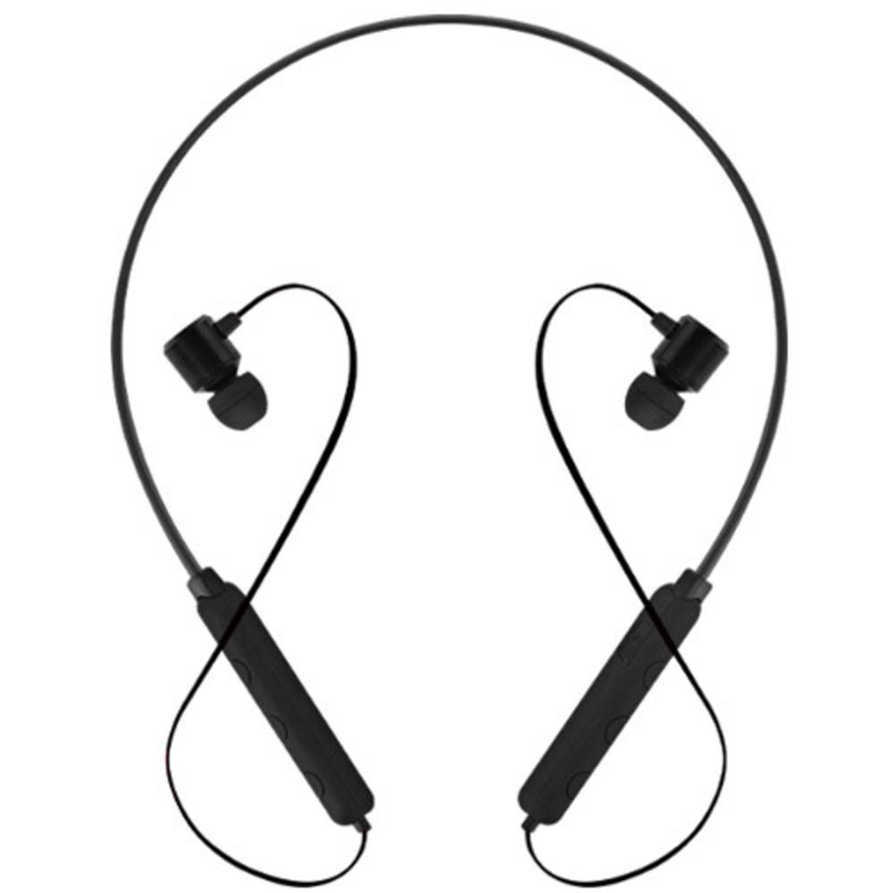 코시 블렛 넥밴드 블루투스 이어폰 EP3206BT 블랙