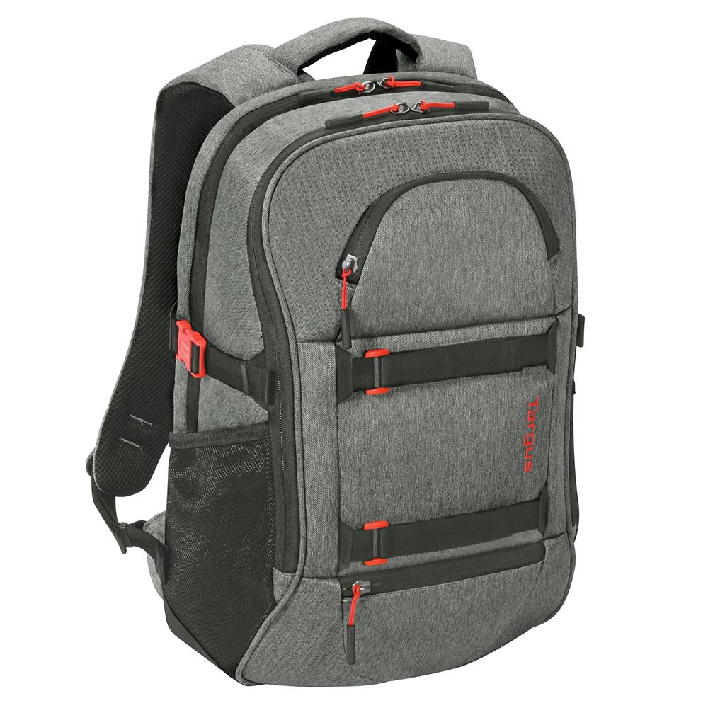 타거스 어반 익스플로러 노트북 백팩 TSB89704AP, 회색, 15.6in