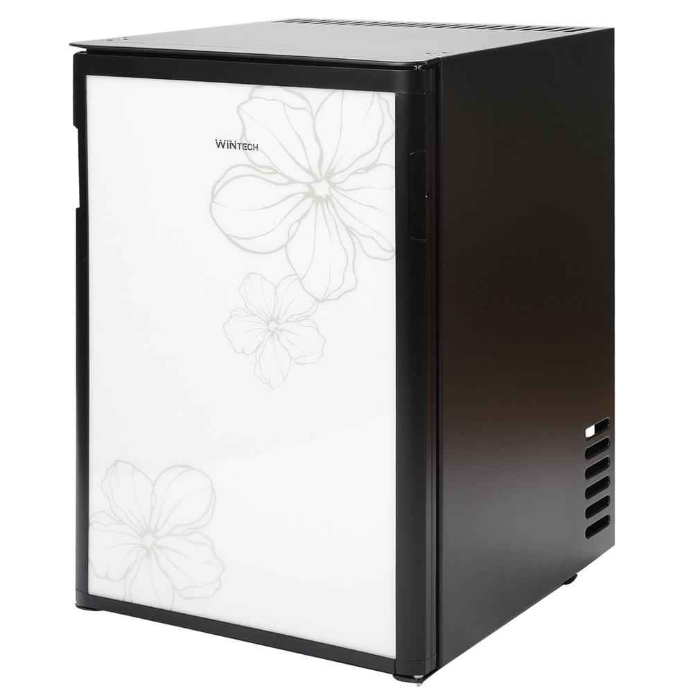 윈텍 무소음 화장품 냉장고 WC-40C, WC-40C(화이트)