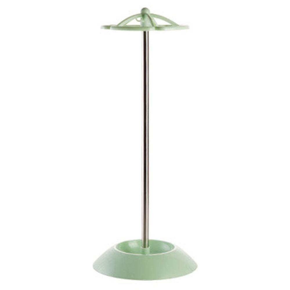 블럭마트 물받침 우산 정리 꽂이 그린, 2개입