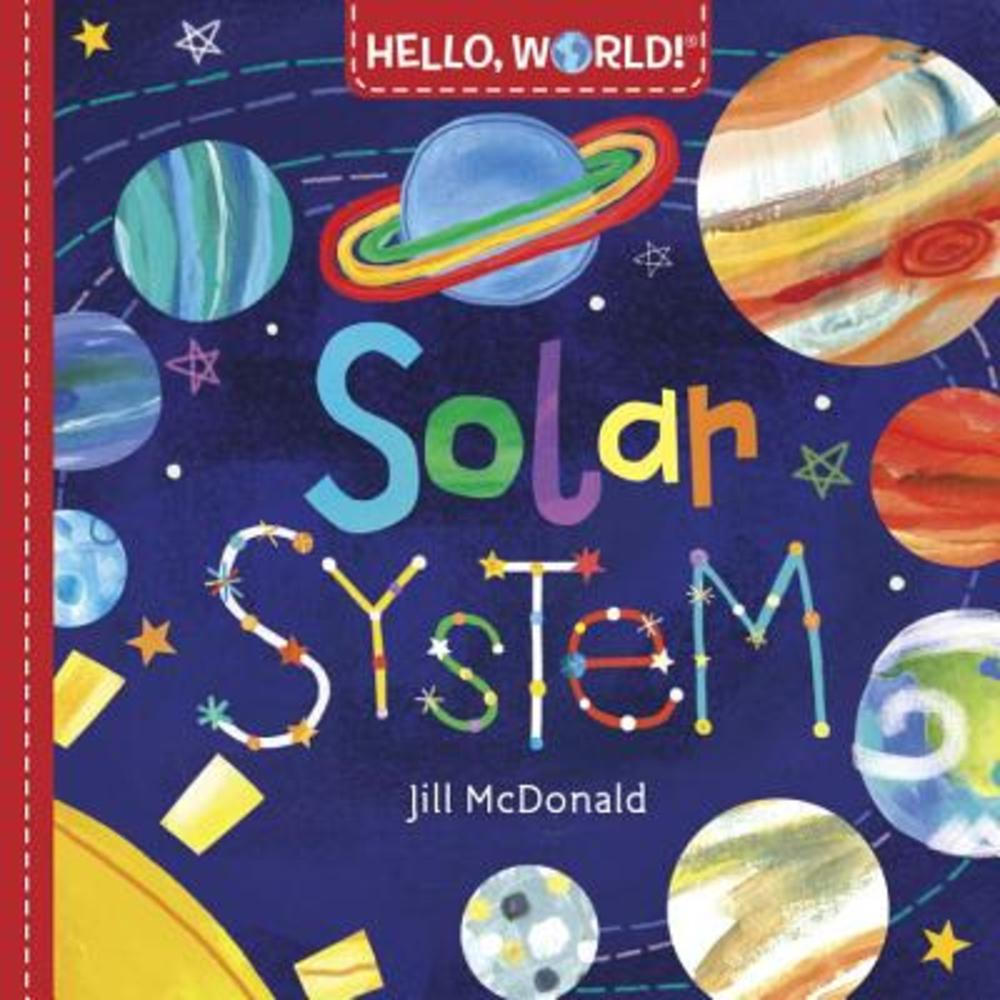 Hello World! Solar System Board Books, Doubleday Books for Young Readers
