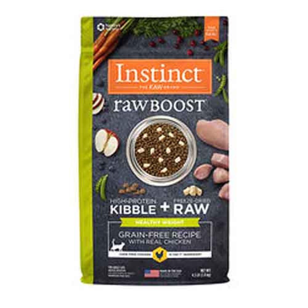 네이처스버라이어티 생식본능 RBK 웨이트 치킨 고양이사료, 2kg, 1개