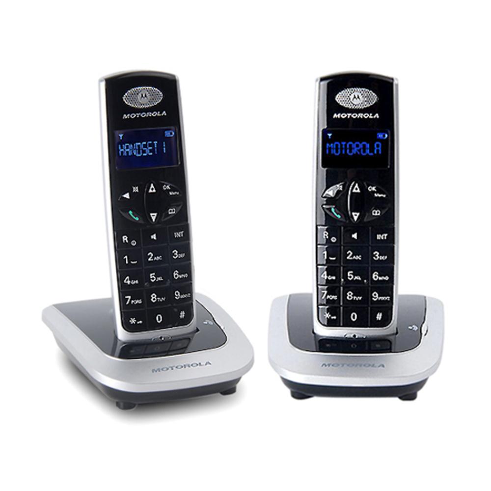 모토로라 디지털 무선전화기 D501 2p