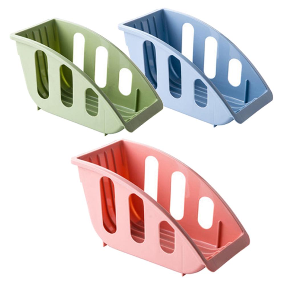 블럭마트 주방 접시꽂이 색상 랜덤, 3개입