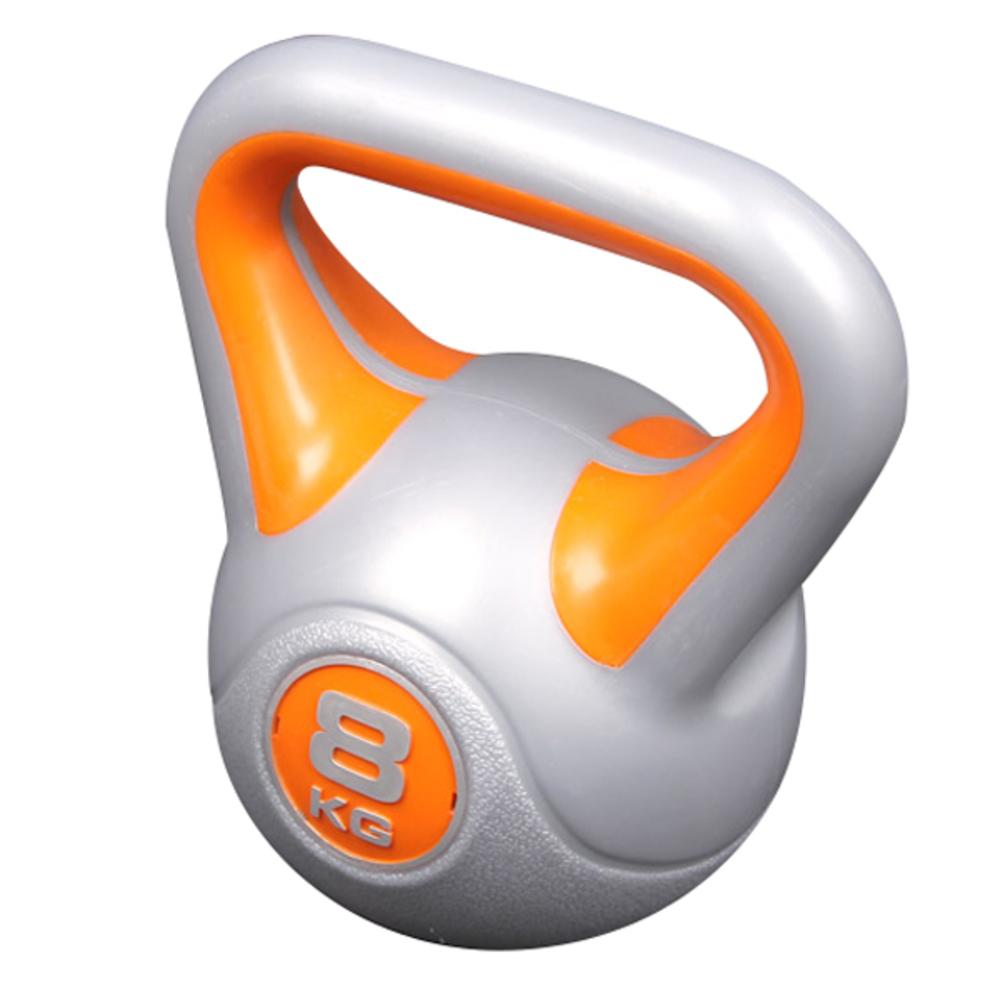 바투스포츠 웰빙 스타일 케틀벨 8kg, 혼합 색상, 1개