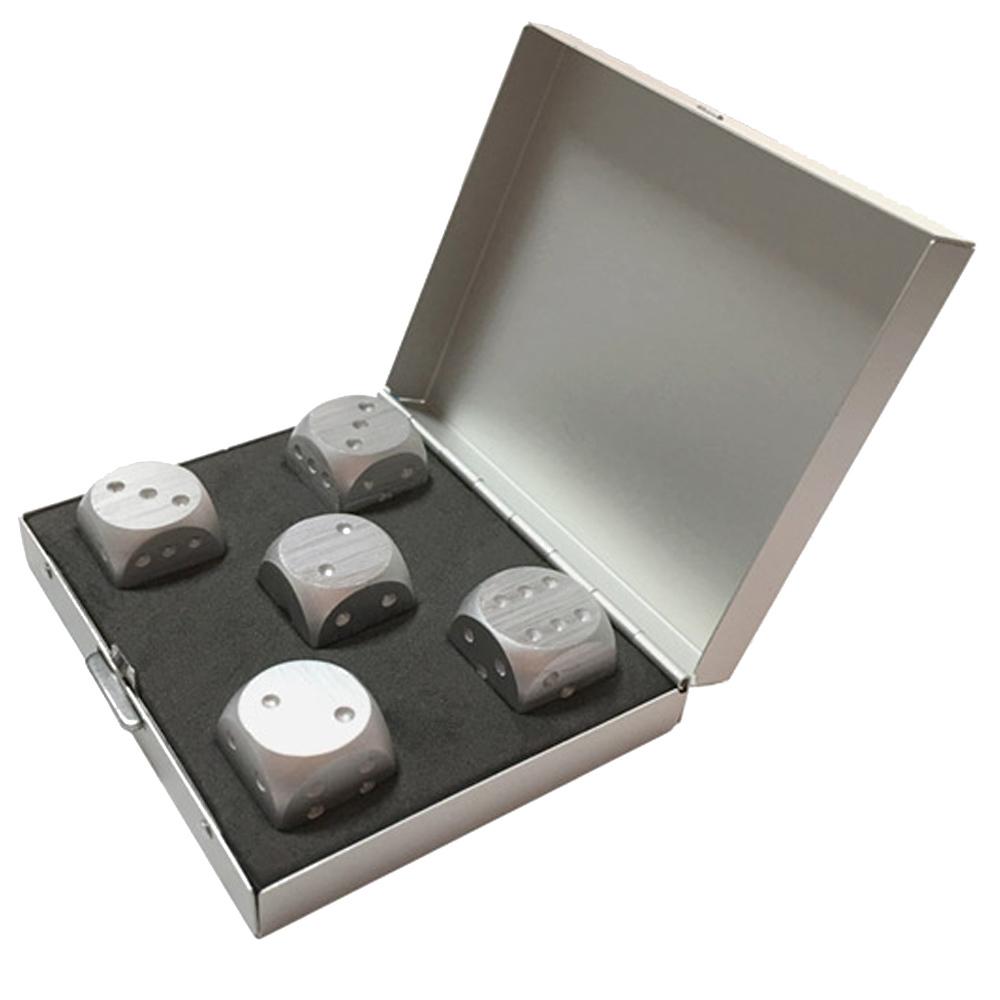 모나코올리브 알루미늄 주사위, 5개입