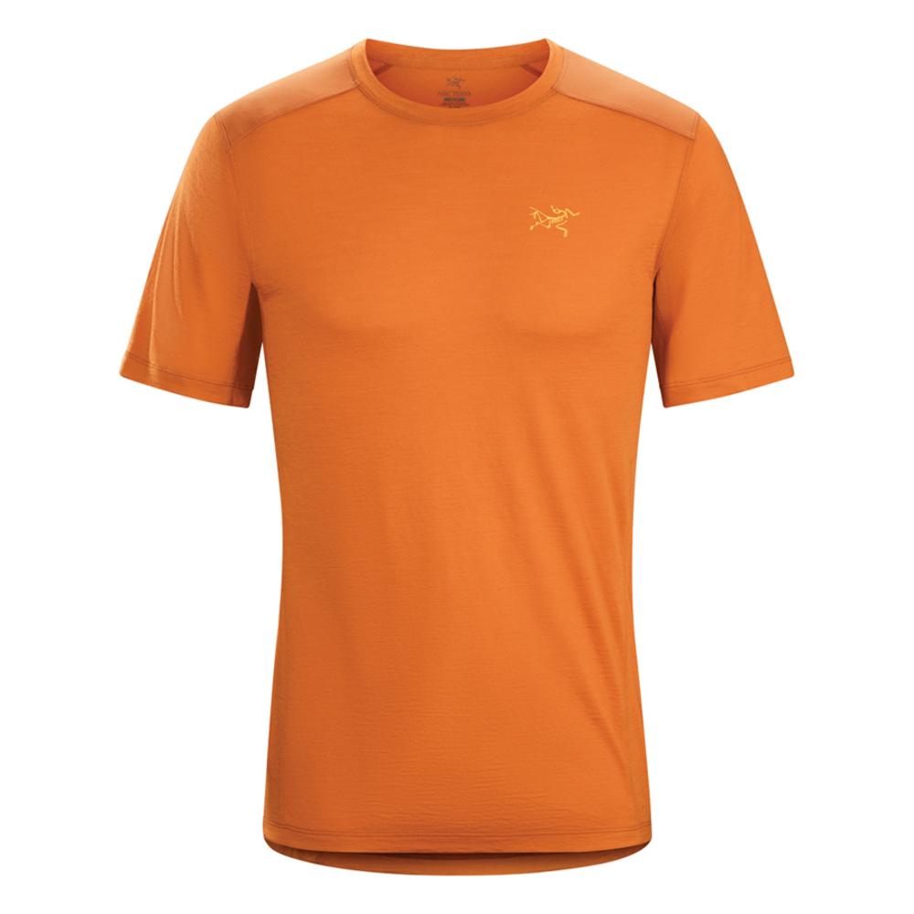 아크테릭스 남성용 펠리온 컴프 SS 등산 티셔츠-5-62549722