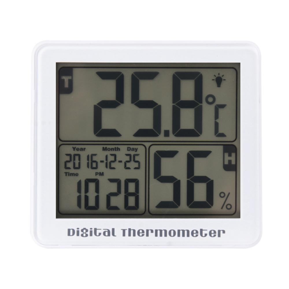 노바리빙 디지털 온습도계 SH210 화이트, 1개