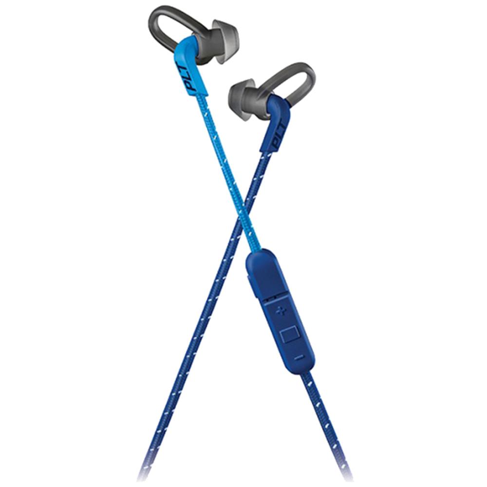 플랜트로닉스 백비트 핏 305 블루투스 이어폰 Dark Blue