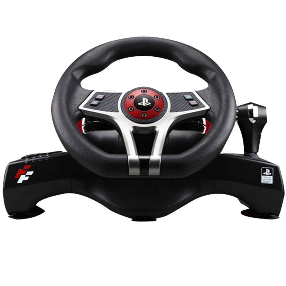 플레이스테이션4 허리케인 레이싱휠 공식 라이센스 ES500R, 1개