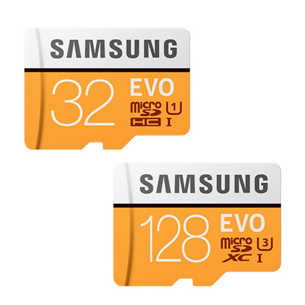 삼성전자 EVO 마이크로 SD 메모리카드, 1세트, 32GB + 128GB