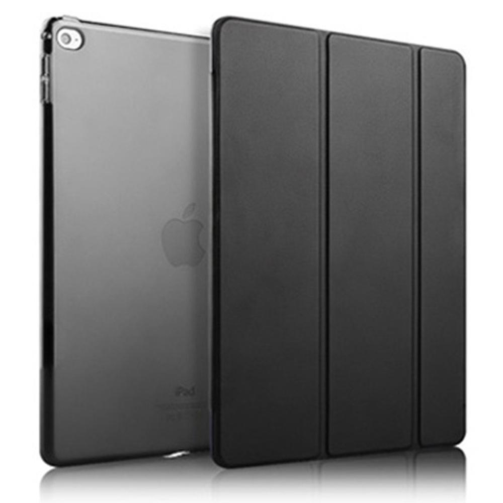라이노 클래식 스마트커버 태블릿PC 케이스, 블랙
