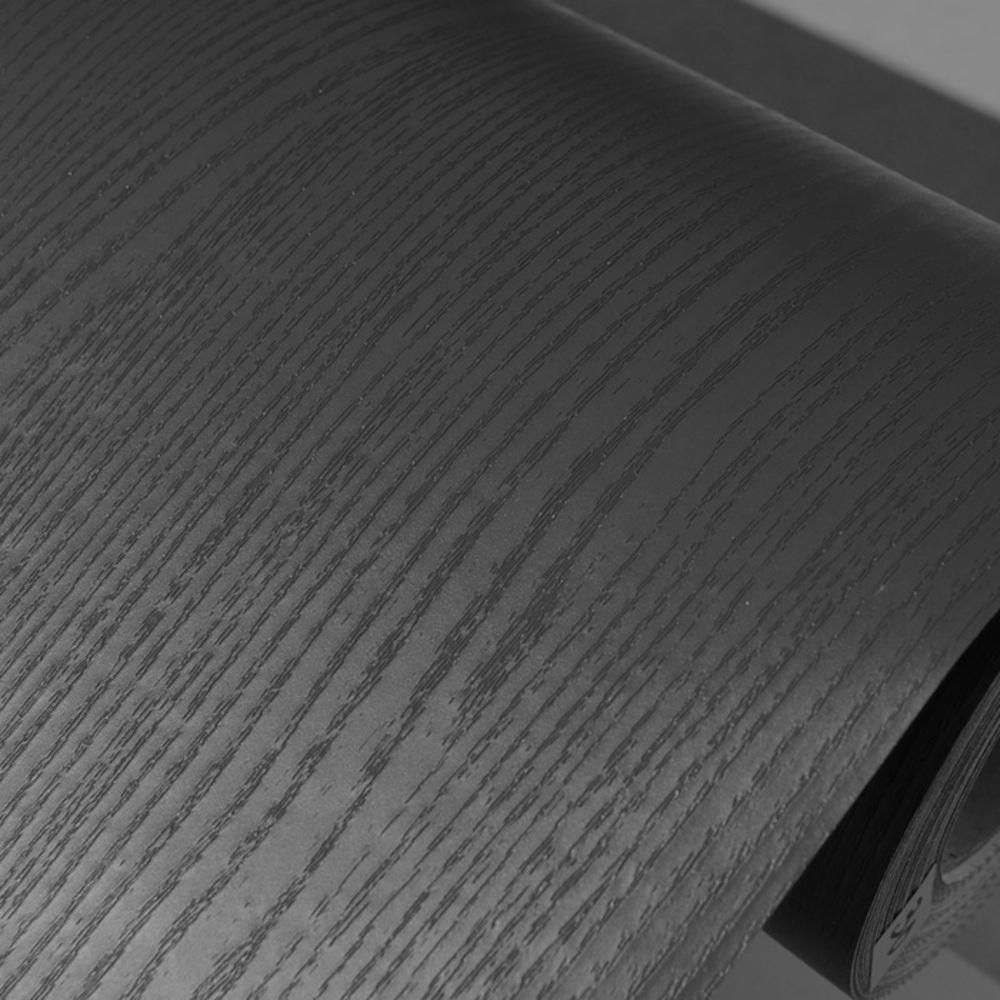 데코미 페인티드우드 시트지, AWS-11015 블랙