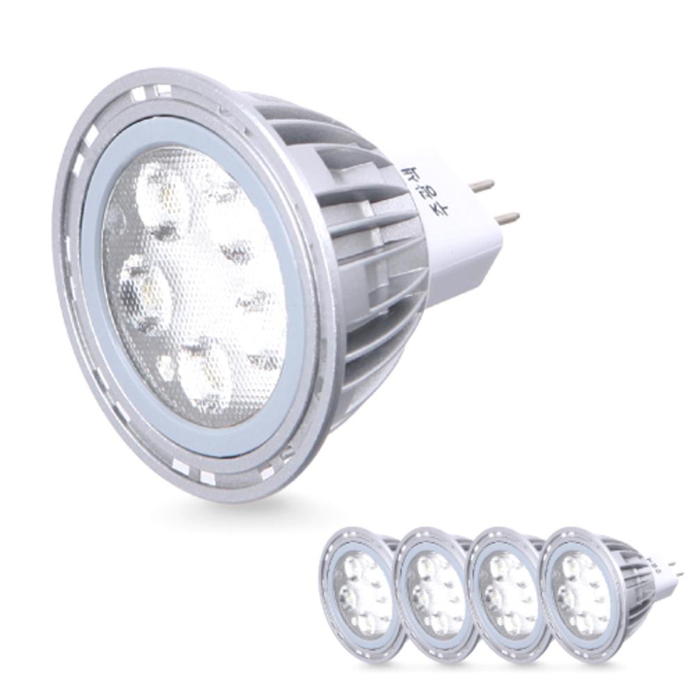 씨티오 LED MR16 램프 5W 5p, 주광색(형광등색)