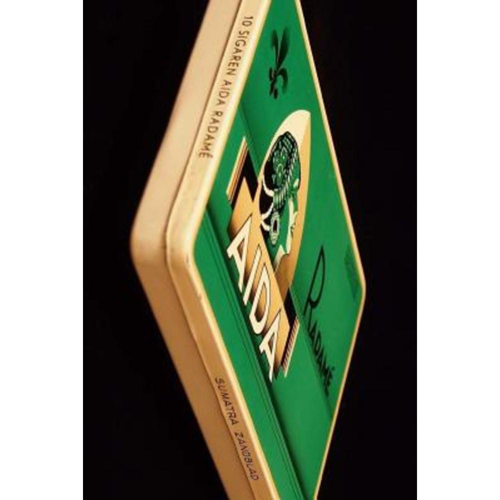 Cigar Boxes Notebook Paperback, Createspace Independent Publishing Platform