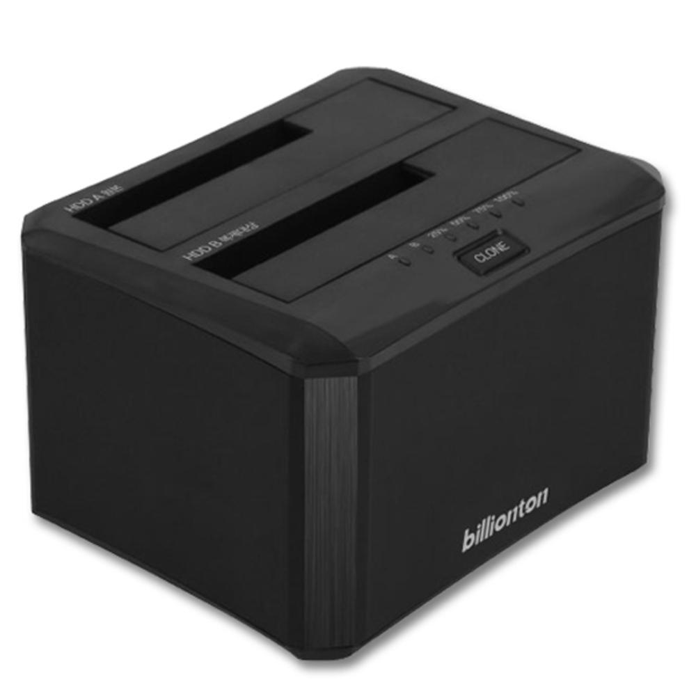 빌리온톤 USB 3.0 2베이 외장하드 도킹스테이션 BT-D2535