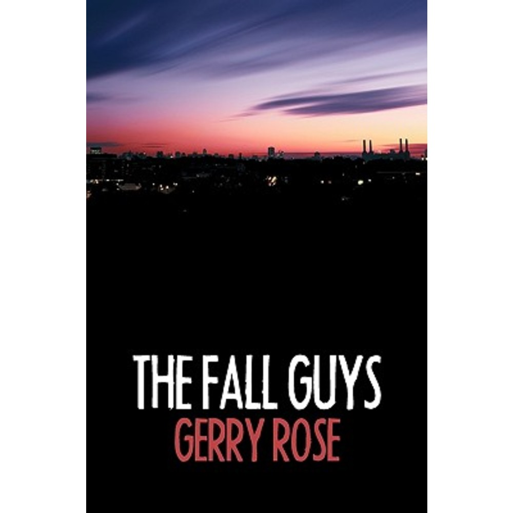 The Fall Guys Paperback, Authorhouse
