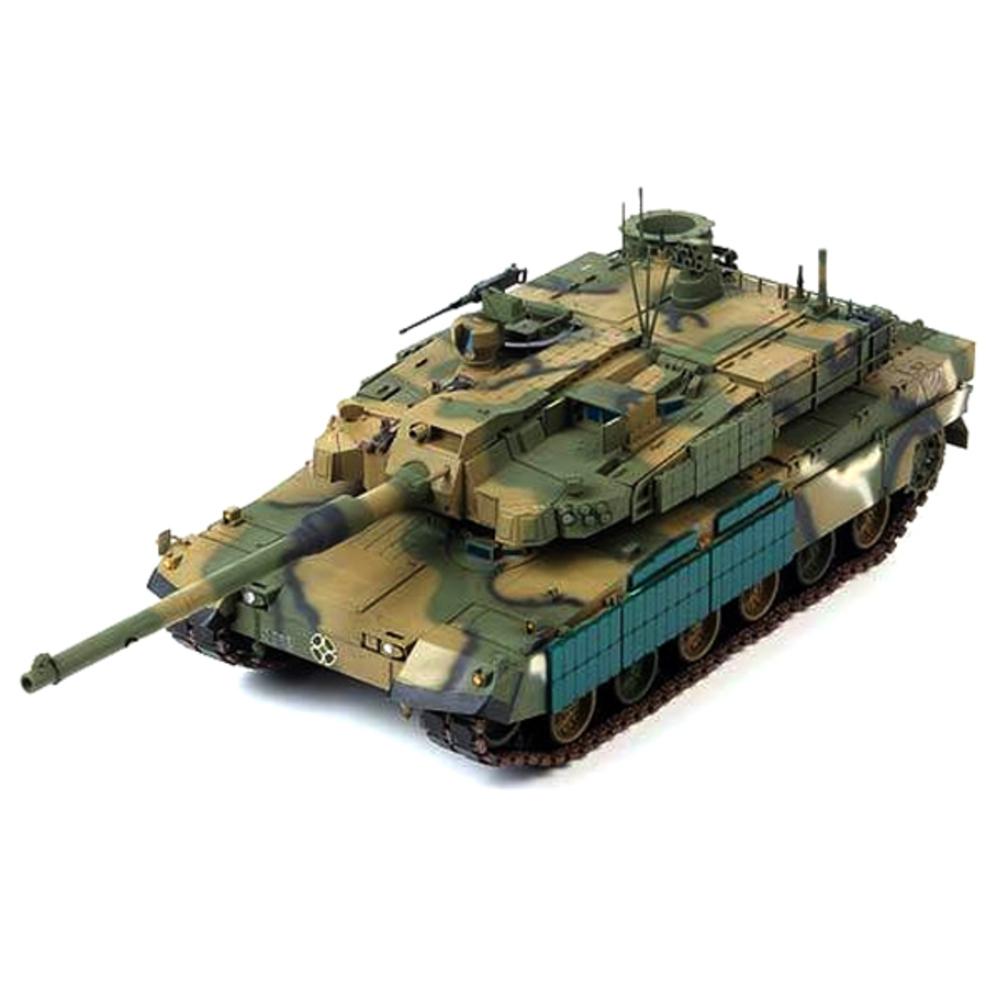 아카데미과학 1/35 대한민국 육군 K2 흑표 탱크 프라모델 13518