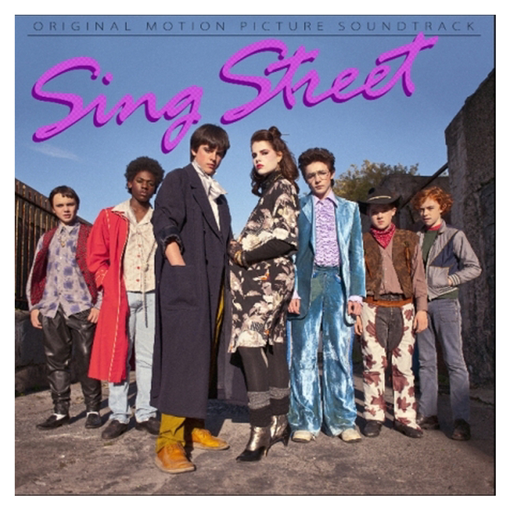 O.S.T - 싱 스트리트 디지팩, 1CD