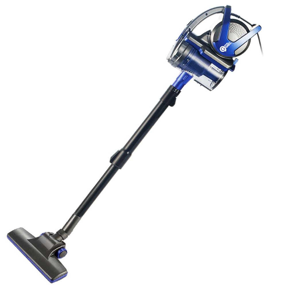 좋은생활지웰 핸디핸들형 유선 진공 청소기 G-WELL-8036, 블루