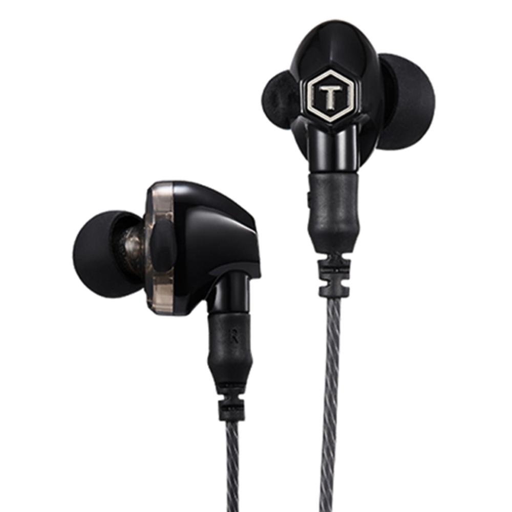 제닉스 TITAN IN EAR BA EDITION 게이밍 이어폰, 단일 상품, 혼합 색상