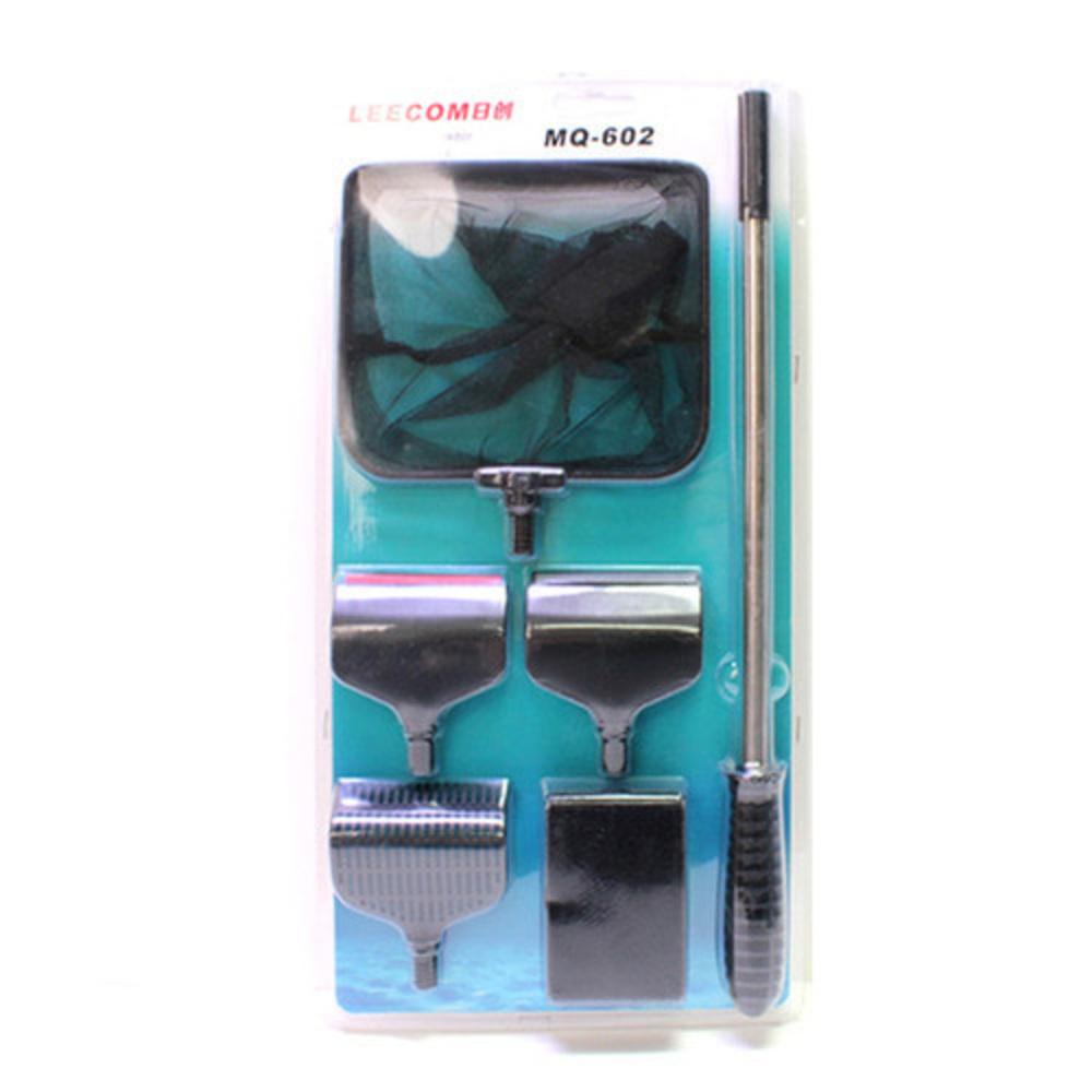 리컴 수족관 청소용품 5종세트 MQ-602, 1세트
