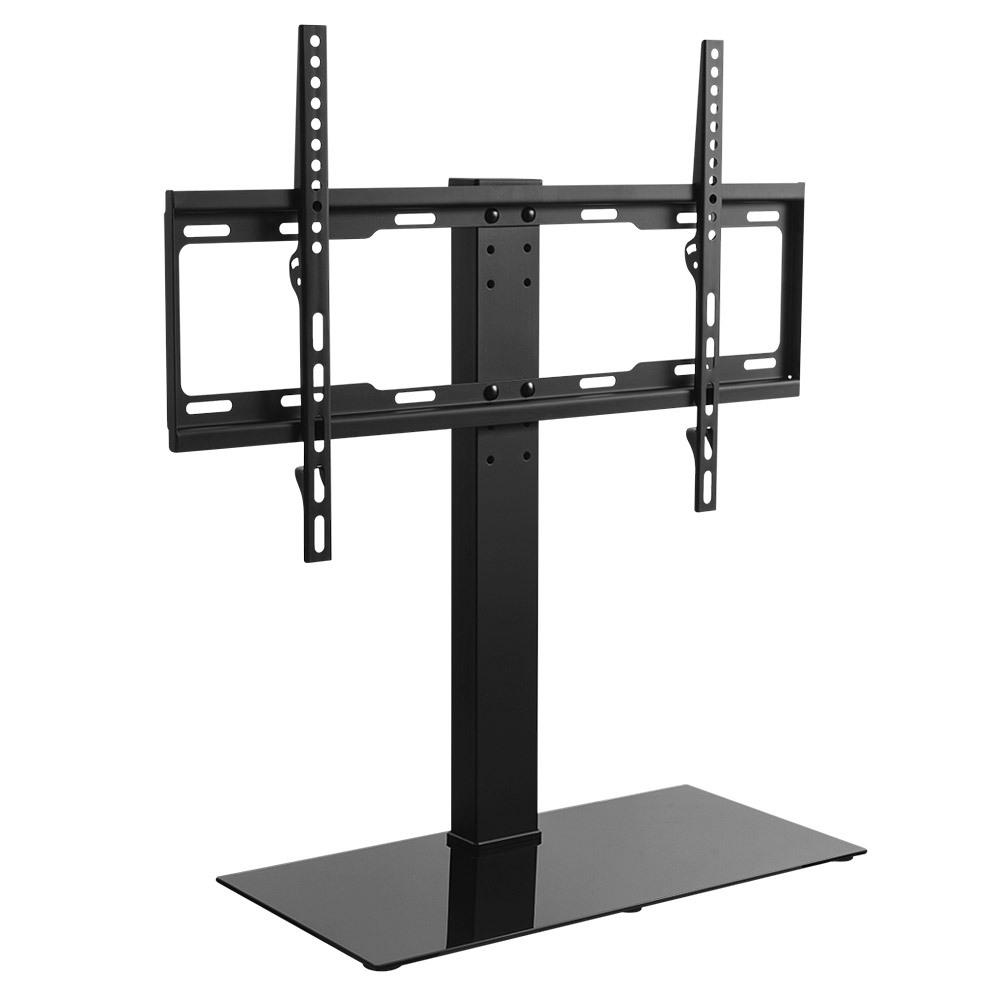 뷰메이트 테이블 장식장용 대형 TV 스탠드 거치대 브라켓 30kg, LDT03-14L