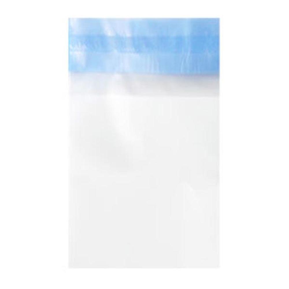 이홈베이킹 무지 접착 opp 봉투 반투명 9 x 10 cm, 200개입