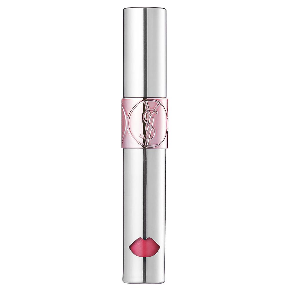 입생로랑 볼륍떼 리퀴드 컬러 밤 워터 립글로스 6ml, 2, 1개