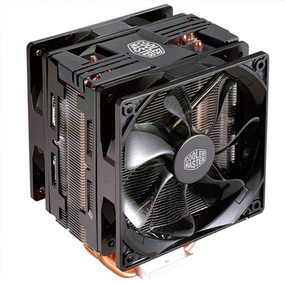 쿨러마스터 HYPER CPU쿨러 212 LED Turbo BLACK