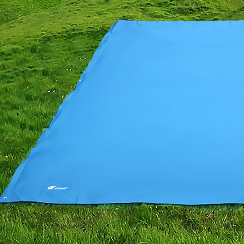 조아캠프 방수매트 그라운드시트, 150 블루[CE445]
