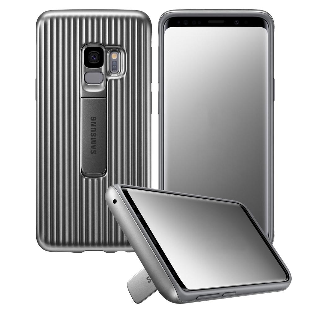 삼성전자 프로텍티브 스탠딩 커버 휴대폰 범퍼 케이스 EF-RG960